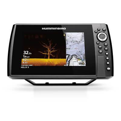 Humminbird HELIX8 CHIRP MDI GPS G3N Humminbird 410820-1  Free 2 Day Ship!
