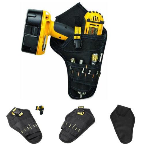 Drill Holster Cordless Tool Holder Pocket Loops Heavy Duty T