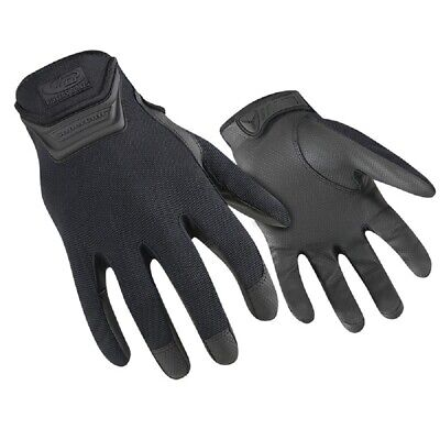 Ringers Gloves 507-08 Black Lightweight Durable Police Force Gloves - Small