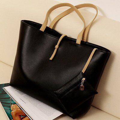 Fashion Tote (Fashion Women Handbag Shoulder Bag Messenger Tote Purse Leather Ladies Satchel)