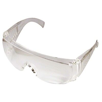 Anti-Scratch Safety Eyeglasses Contractor Glasses Protective Clear Lens Goggles