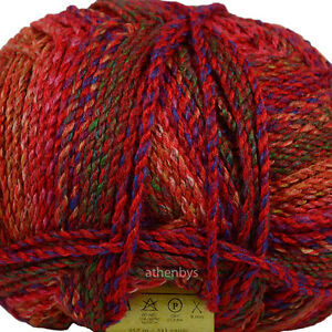 James C Brett Marble Chunky 200g Knitting Wool - LATEST SHADES