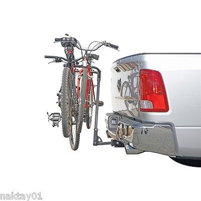 two bike hitch mount bike rack car