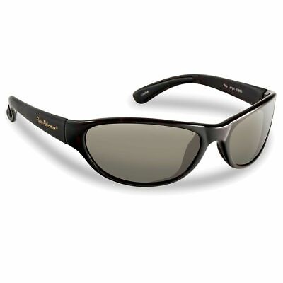 New Flying Fisherman Key Largo Black Polarized Fishing Sunglasses 7865BS