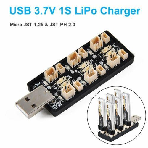 1S LiPo LiPo Charger Board 3.7V/4.2V USB Charging Adapter fo