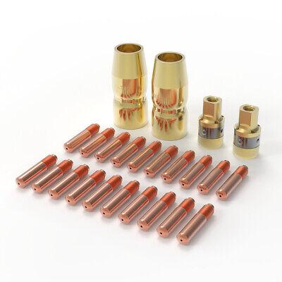 Mig Welding Gun Kit .035 For Miller M-100150 Contact Tip-nozzle-diffuser