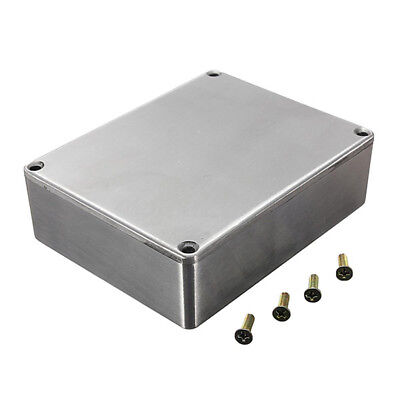 Aluminum Electronics Enclosure Project Box Case Metal Electrical Diy 120x95x35mm