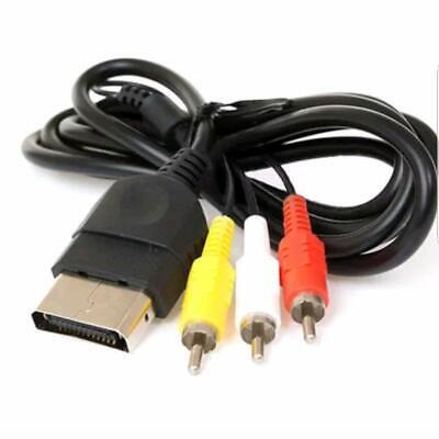 Cable por componentes para XBOX 360 HD TV LCD a 3 RCA...