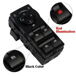 Master Power Window Switch fit 06-13 Holden Commodore VE With Red Silverwater Auburn Area Preview