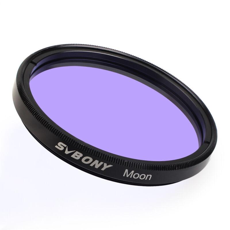 SVBONY 2inch Moon Filters Standard Filter Thread for Telescope Eyepiece Lenses
