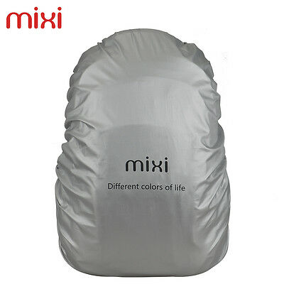 Mixi Waterproof Outdoor Camping Hiking Backpack Rucksack Bag Dust Rain Cover