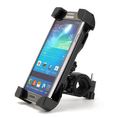 Motorcycle Bike Bicycle Cycling Handlebar Mount Holder For Smart Mobile Phone