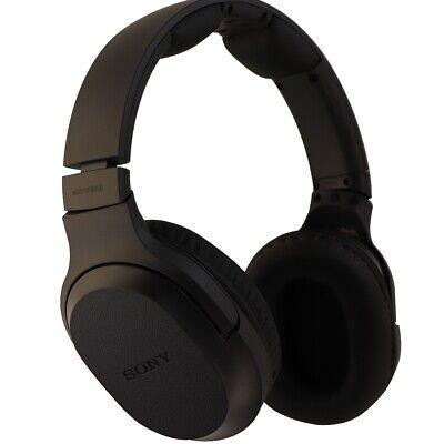 Sony Wireless Stereo RF Headphones with Dock (2017 Model) MDR-RF995RK - Black