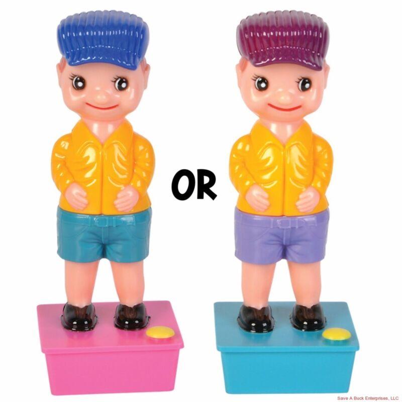 New Classic Gag Prank - Squirting Wee Wee Pee Boy Water Squirter Toy Joke