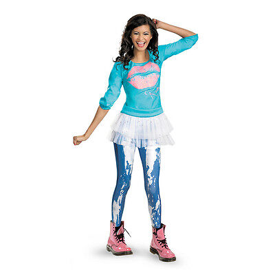 ROCKY Shake It Up Season 2 Disney Child Classic Costume Disguise - Shake It Up Kostüm