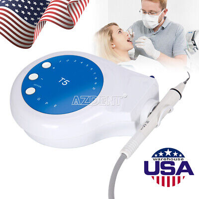 Ups Dental Ultrasonic Scaler Woodpecker Dte D5 Style Scaling Perio Endo Scaler