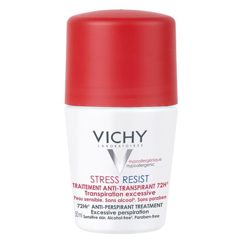 Vichy Stress Resist Intensive Antiperspirant 72H Excessive Perspiration