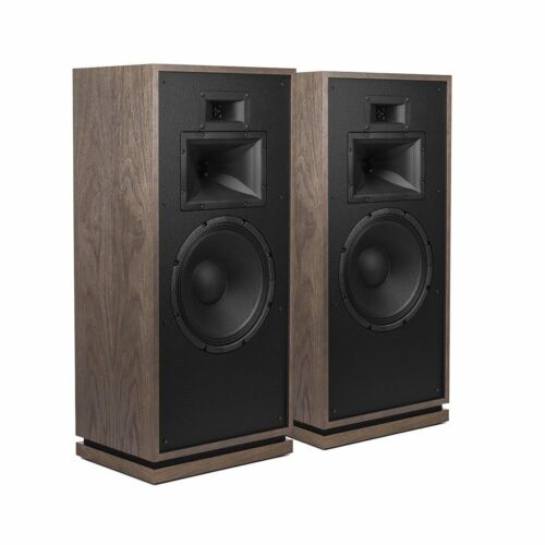 Klipsch Forte Iii Heritage Series Loudspeakers -distressed Oak (pair)