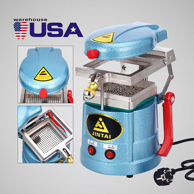 Usa Dental Vacuum Forming Molding Machine Vacuum Former Thermoforming 110v