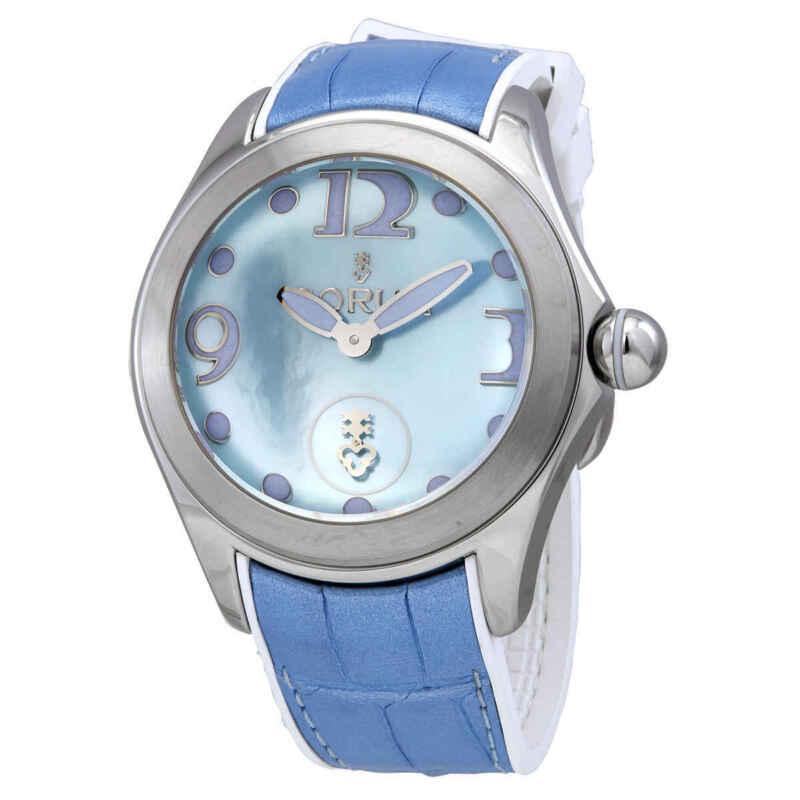 Corum Bubble Blue Dial Unisex Watch 295.100.20/0011 PN05 - watch picture 1