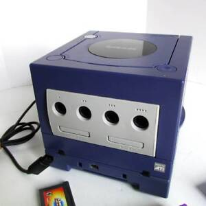 gamecube gba player
