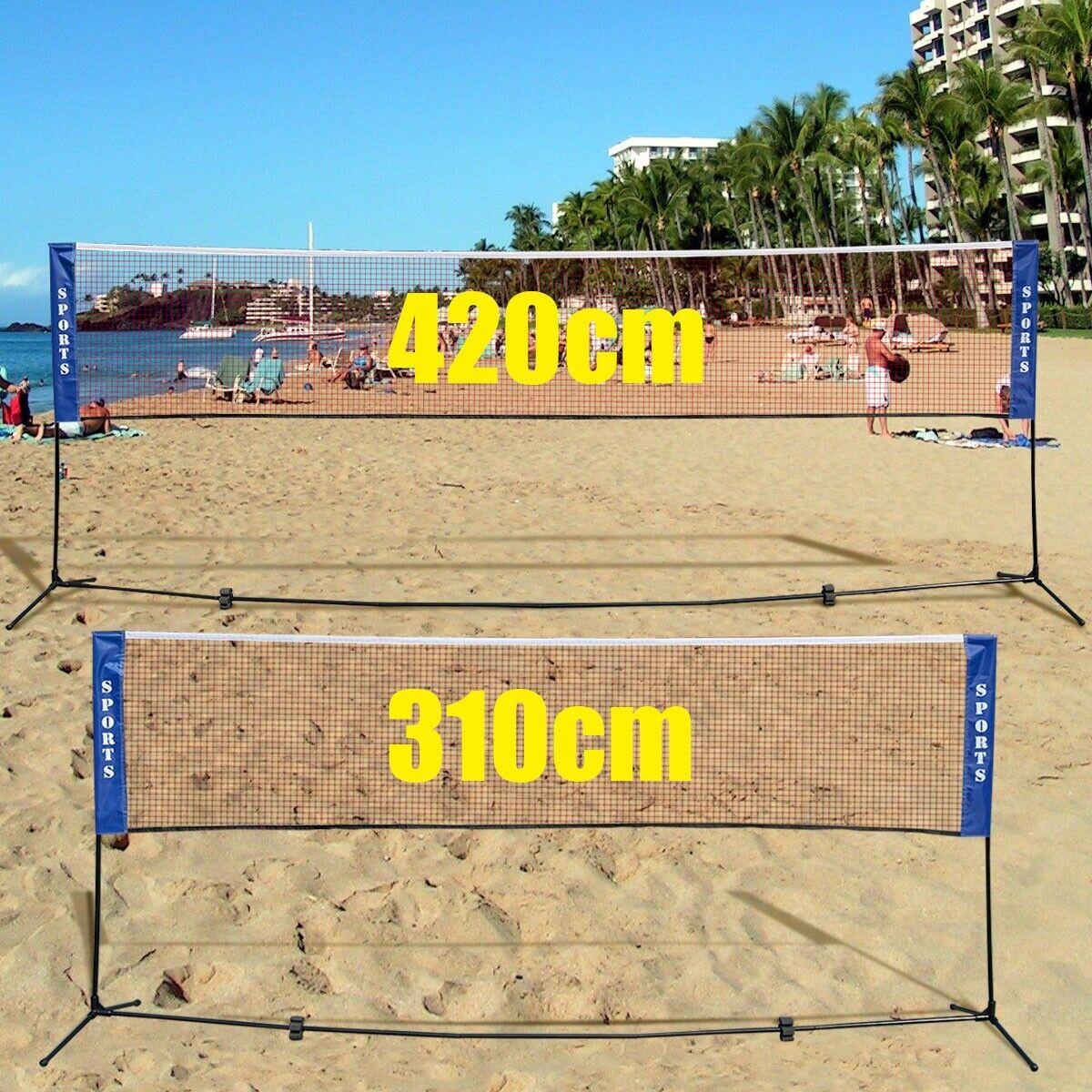 Badmintonnetz Tennisnetz Volleyballnetz Federballnetz Badminton Netz Tasche