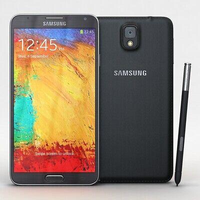 Samsung Galaxy Note 3 (SM-N900A) - 32GB - (AT&T Network) - Good (Samsung Galaxy Note 3 Sm N900 32gb)