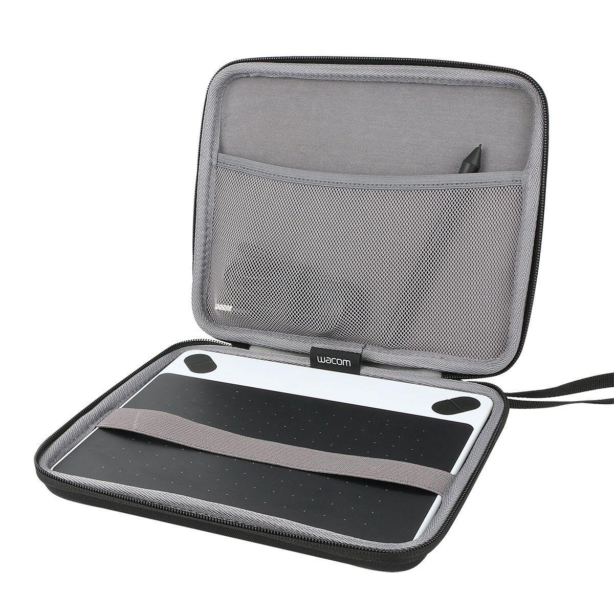 wacom intuos graphics tablet hard case fits
