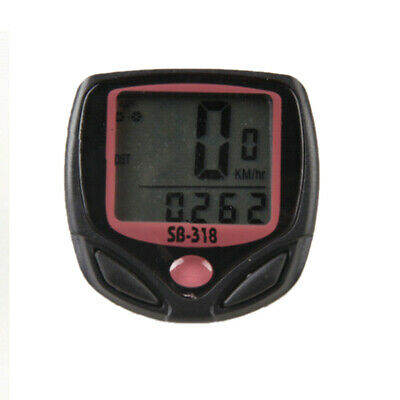 Waterproof Bicycle Odometer Speedometer Cycling Speed Meter MTB Bike speedometer
