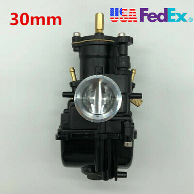 New Aluminum 30mm Carburetor Racing Part For Motorcycle OEM Replacement Carb