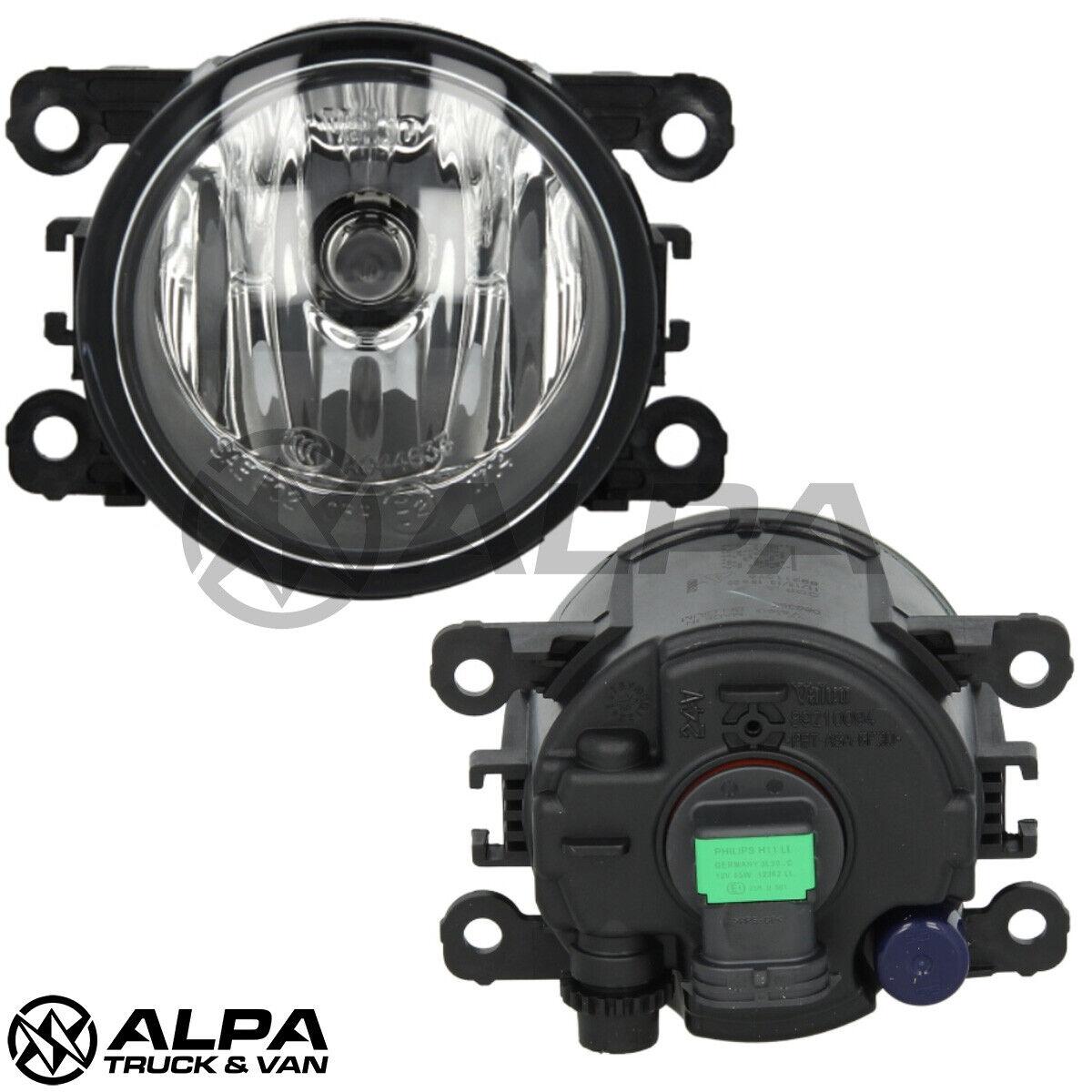 FORD TRANSIT MK7 4//2006-/> FRONT FOG LIGHT LAMP PASSENGER SIDE N//S