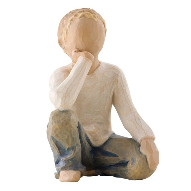Willow Tree 26227 Inquisitive Child Figurine