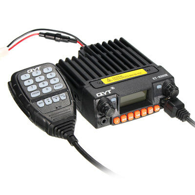 QYT KT-8900R Mini Transceiver Tri Band Mobile Radio 136-174/240-260/400-480MHz