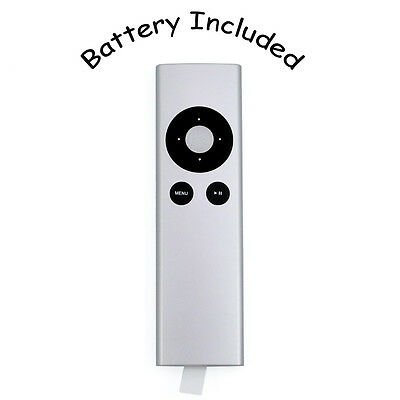 Universal IR Remote Control for Apple TV 2 3 MC572LL/A MD199LL/A with Battery