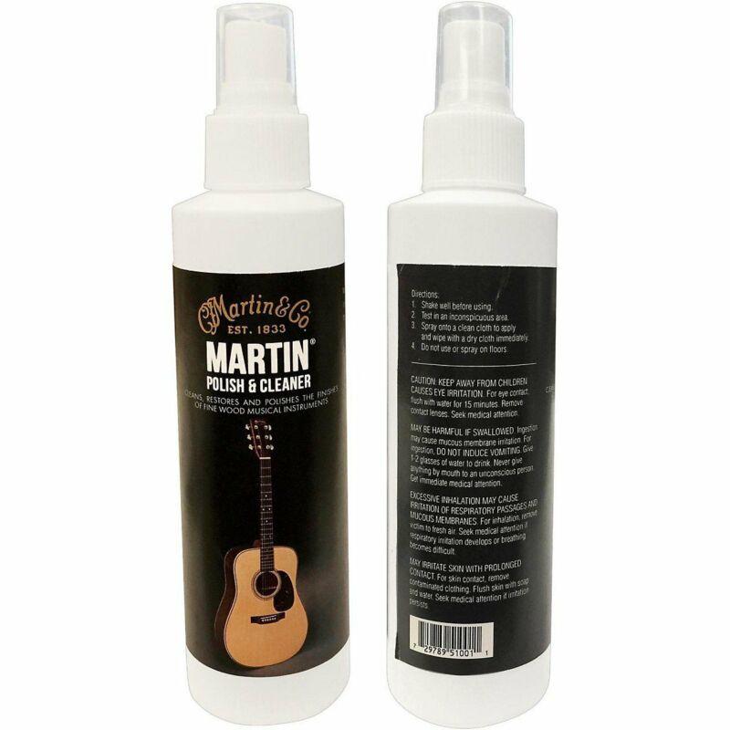 Martin Professional Guitar Polish/Cleaner