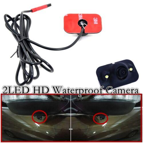 170° HD Car Reversing Parking Front View Side View Blind Spot Camera - NTSC&PAL