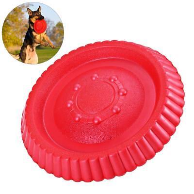 EVA Foam Flying Disc Dog Frisbee - Training Fetch Retrieval Toy - 9