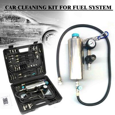 Nozzle Cleaning Tool Car Fuel Injector Cleaner Non-Dismantle Air Intake System