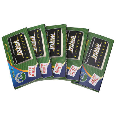 Hornet Transparent Regular Size Paper Clear Cellulose Cigarette Rolling Papers  ()