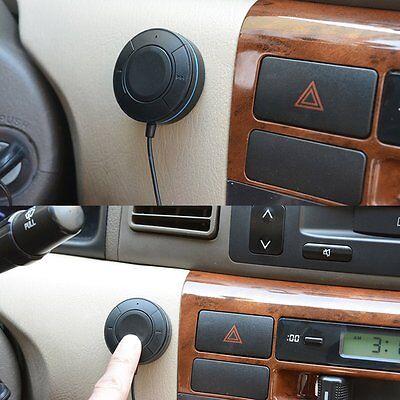 Bluetooth Wireless V4.1 Music Receiver 3.5mm Adapter Handsfree Car AUX Speaker