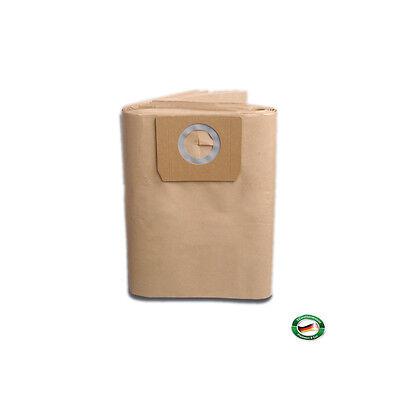 12 Staubbeutel für Kärcher 6.904-409.0 Staubsaugerbeutel Filtertüte Sauger Filt.