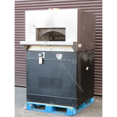 Woodstone Ws-bl-4343-rfg-ng Pizza Oven Used Very Good Condition