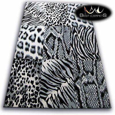 ORIGINAL ANIMAL THEME CARPETS 'FLASH' SAFARI Print Area CHEAP Rugs