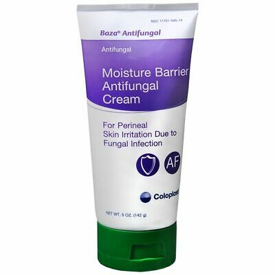 Baza Cream Antifungal Barrier - Coloplast Baza Moisture Barrier Antfungal Cream - 5 OZ