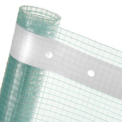 Rejilla de Aluminio Gewächshausfolie Gewächshaus- Treibhaus- Lámina Haga 2m X 5m