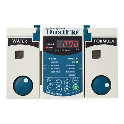 Compat DualFlo Enteral Feeding Pump