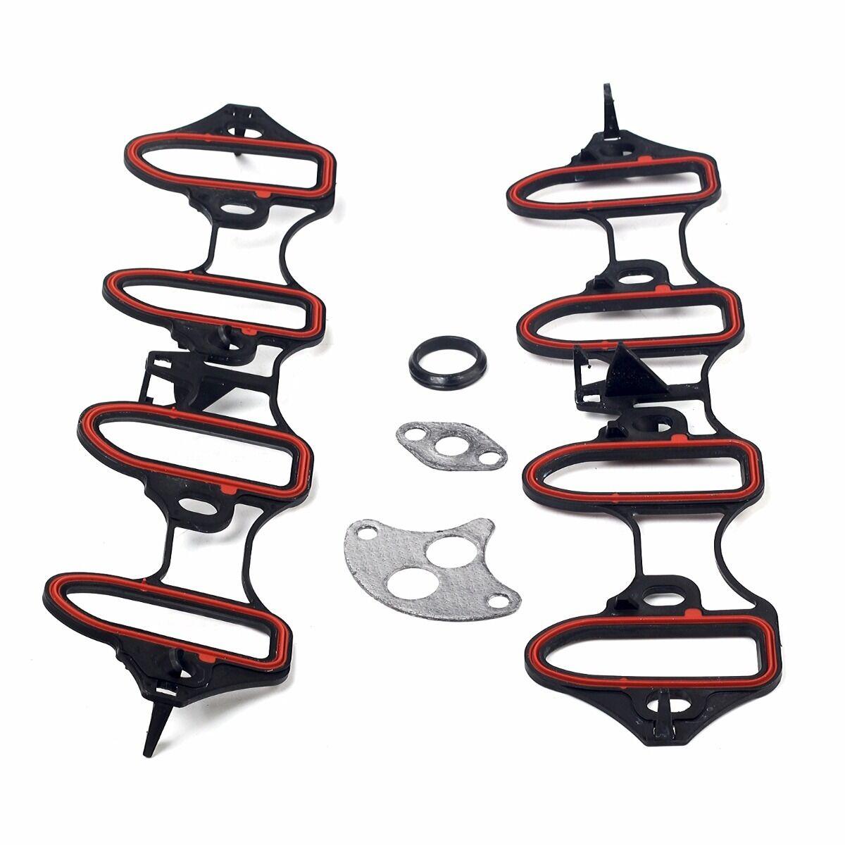 Intake Gasket Set Kit For 99-03 GMC Sierra 4.8L 5.3L 6.0L ...