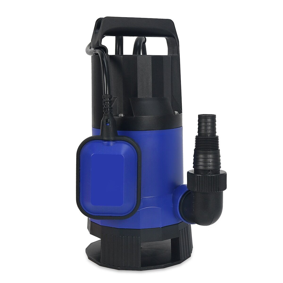 1 2hp 2115gph submersible sump pump water pumps empty pool for Submersible pond pumps
