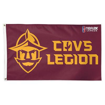 Cleveland Cavaliers NBA2K Cavs Legion Large 3x5 Foot Flag