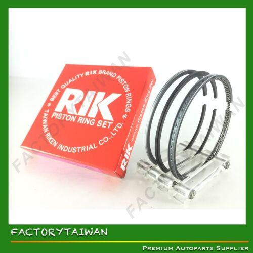 x 4 PCS Aftermarket New Factorytaiwan Piston Set STD 87mm for Kubota V2403 1G796-2111, 1G861-2113